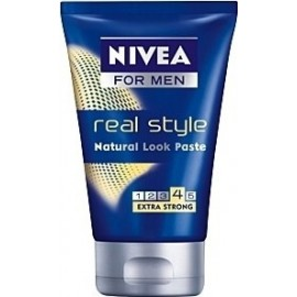 Nivea For Men Real Style Natural Look Paste 100 ml / 3.4 fl oz