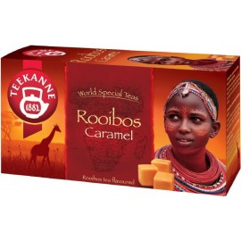 Teekanne Rooibos Caramel