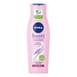 Nivea Hairmilk Natural Shine Shampoo 250 ml / 8.4 fl oz