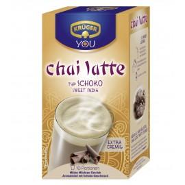 Krüger Chai Latte Sweet India Choco 250 g / 8.4 oz