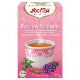 Yogi Tea Frauen Balance Tee Bio 30.6 g / 17 tea bags