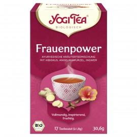 Yogi Tea Frauenpower Tee Bio 30.6 g / 17 tea bags