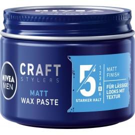 Nivea Men Craft Stylers Matt Wax Paste 75 ml / 2.5 fl oz