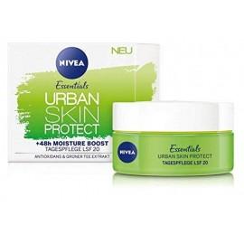 Nivea Essentials Urban Skin Protect Day Cream SPF20 50 ml / 1.7 oz