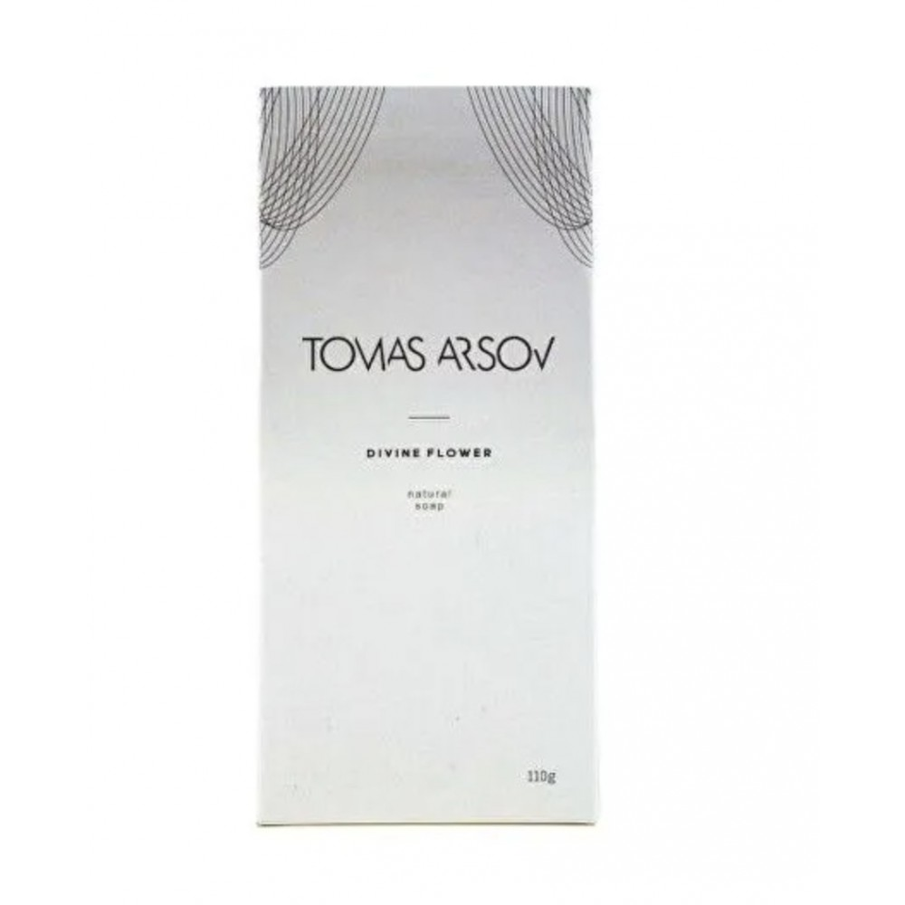 Tomas Arsov Natural Soap Divine Flower 110 g / 3.7 oz