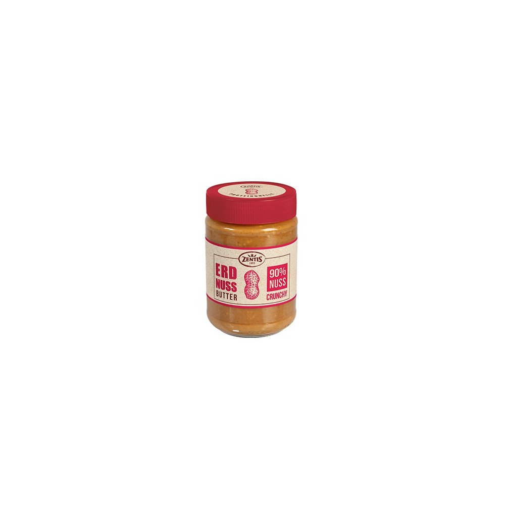 Zentis Peanut Butter 350 g / 11.7 oz
