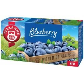 Teekanne Blueberry