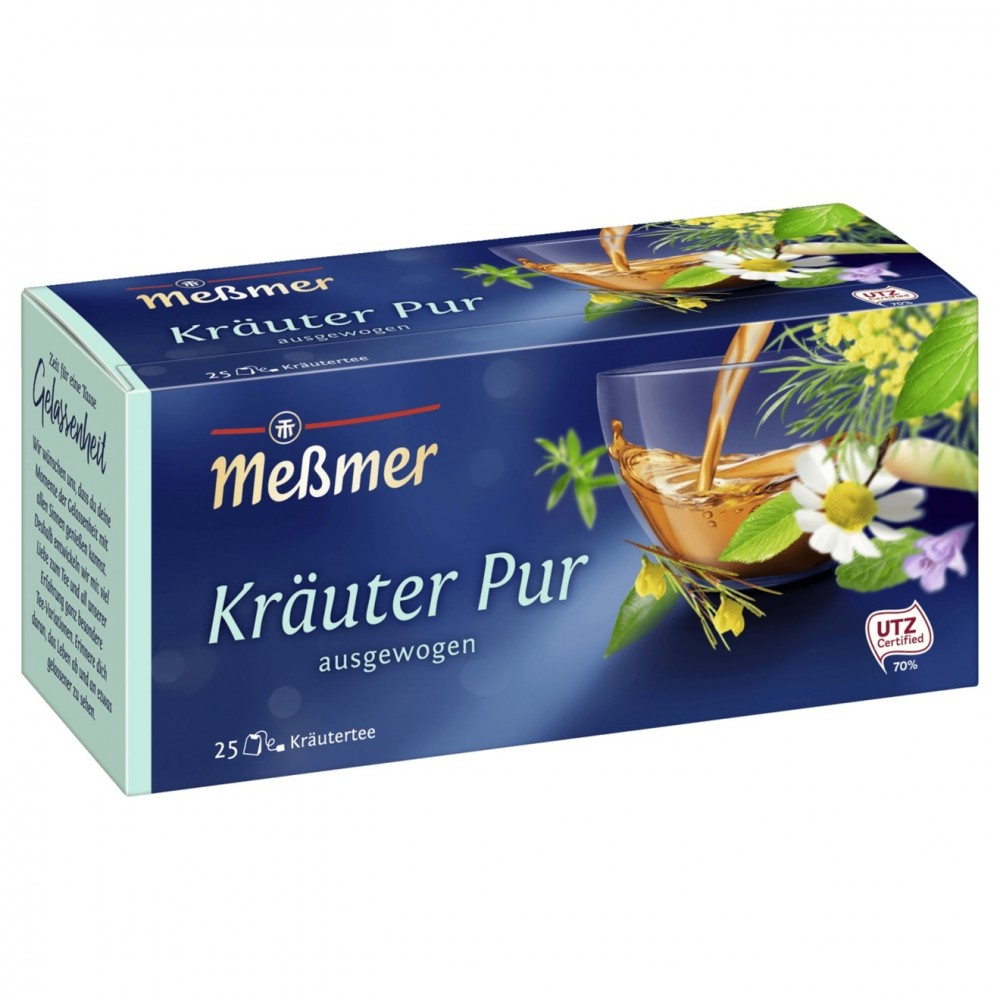 Messmer Pure Herbs