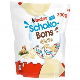 Kinder Schoko Bons White 200 g / 6.8 oz