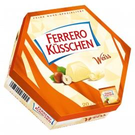 Ferrero Kusschen / Kisses White 178 g / 20 pcs