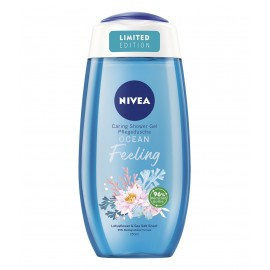 Nivea Floral Paradise Shower Gel 250 ml / 8.3 fl oz