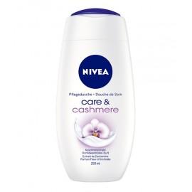 Nivea Care & Cashmere Shower Gel 250 ml / 8.3 fl oz