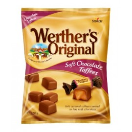 Storck Werther's Original Soft Chocolate Toffees 70 g / 2.3 oz