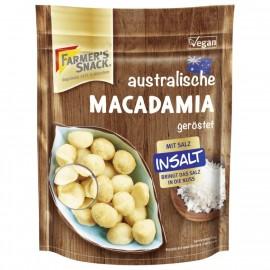 Farmer's Snack Macadamia roasted with salt vegan 100g
