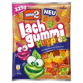nimm2 laugh rubber Happies 325g