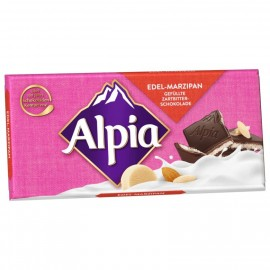 Alpia chocolate fine marzipan 100g