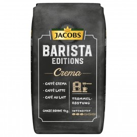 Jacobs Coffee Beans Barista Editions Crema 1kg