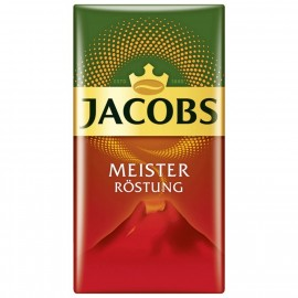 Jacobs filter coffee master roast, 500g