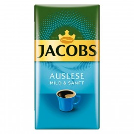Jacobs filter coffee selection mild and gentle 500g
