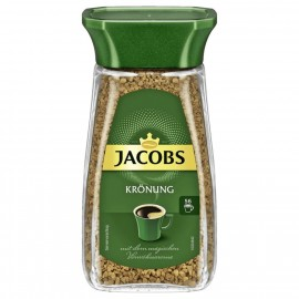 Jacobs instant coffee coronation instant coffee 100g