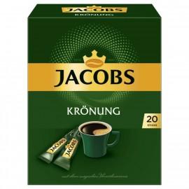 Jacobs instant coffee coronation 20 sticks, 36g
