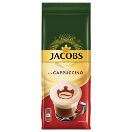 Jacobs Cappuccino coffee specialties in a 400g refill bag