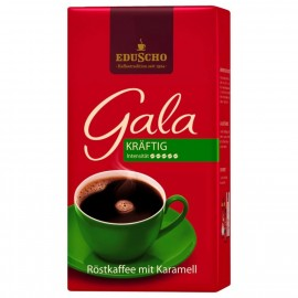 Eduscho Gala Full-bodied with caramel flavor 500g