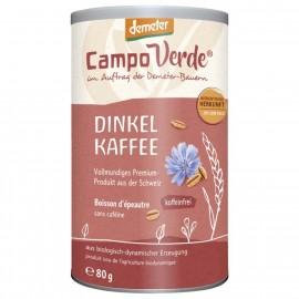 Campo Verde Demeter Organic Spelled Coffee 80g