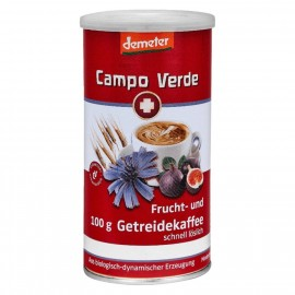Campo Verde demeter organic fruit and grain coffee 100g