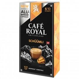 Café Royal Schüümli 52g, 10 capsules