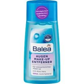 Balea Eye make-up remover oil-free, 100 ml