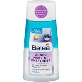 Balea Eye make-up remover containing oil, 100 ml