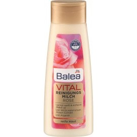 Balea Balea Vital Cleansing Milk Rose, 200 ml