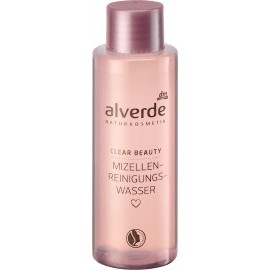 alverde NATURAL COSMETICS Clear Beauty Micellar Cleansing Water, 100 ml