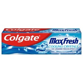 Colgate Toothpaste max fresh cooling crystals, 75 ml