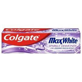 Colgate Toothpaste max white sparkle diamonds, 75 ml