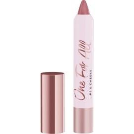 Judith Williams Lipstick One for all Stick (Lips & Checks), 2.8 g