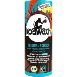 koawach Chocolate drink, cocoa & guarana with chocolate, 235 ml