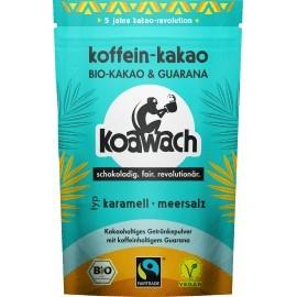 koawach Cocoa powder, cocoa & guarana, caramel & sea salt, 100 g
