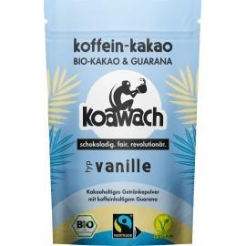 koawach Cocoa powder, cocoa & guarana with vanilla, 100 g