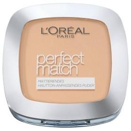 L'ORÉAL PARIS Face powder Perfect Match 4.N Nude beige, 9 g