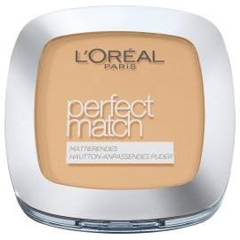 L'ORÉAL PARIS Concealer Perfect ML'ORÉAL PARIS Face powder Perfect Match 3.D / 3.W Golden Beige, 9 gatch Ivoire, 6.8 ml