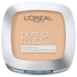 L'ORÉAL PARIS Face powder Perfect Match 3.W Golden Sand, 9 g
