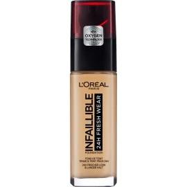 L'ORÉAL PARIS Make-up Infaillible 24H Fresh Wear 125 Natural Rose, 30 ml