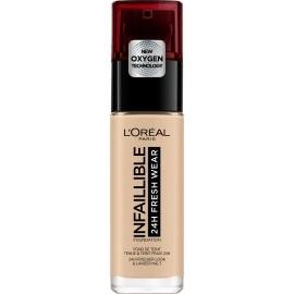 L'ORÉAL PARIS Make-up Infaillible 24H Fresh Wear 130 True Beige, 30 ml