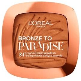 L'ORÉAL PARIS Bronzer Back to Bronze Gentle Matte Bronzing Powder 03, 9 g