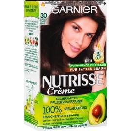 Garnier Nutrisse Hair color dark brown - Espresso 30, 1 pc