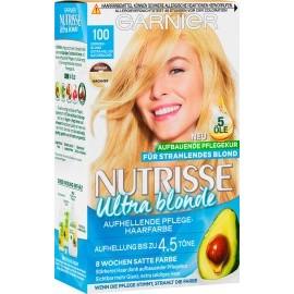 Garnier Nutrisse Hair color extra light natural blonde 100, 1 pc