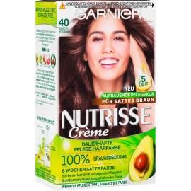 Garnier Nutrisse Hair color chocolate medium brown 40, 1 pc