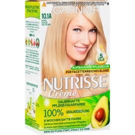 Garnier Nutrisse Hair color extra cool light blonde 10.1A, 1 pc
